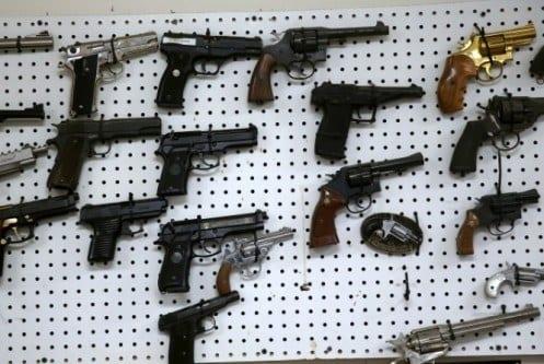 Audiências em todo o país vão debater permissão para compra de armas