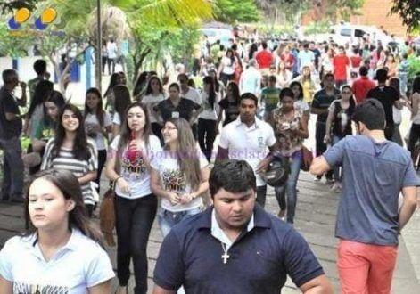 Vestibular Unimontes - Medicina bate recorde: 421 candidatos por vaga