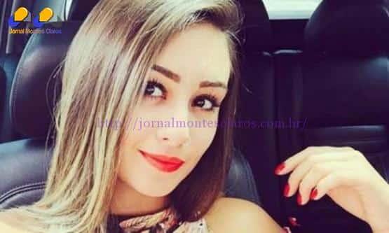 """Jordana Branco (foto) foi ao festival de música """"Entrevero do Moha"""", no sábado (6), e, depois, para a festa rave chamada """"Abduzida na Colina"""" com o namorado e dois amigos"""
