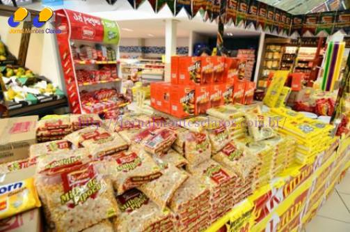 MG - Operação do Ipem/MG fiscaliza produtos de festa junina durante todo o mês