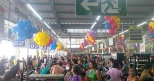 Montes Claros - Supermercado BH no bairro Cidade Nova volta abir suas portas após incêndio