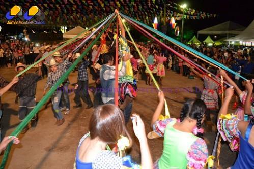 Cultura Moc - Sambambaia recebeu festeiros para a Temporada de Forró e Quadrilha