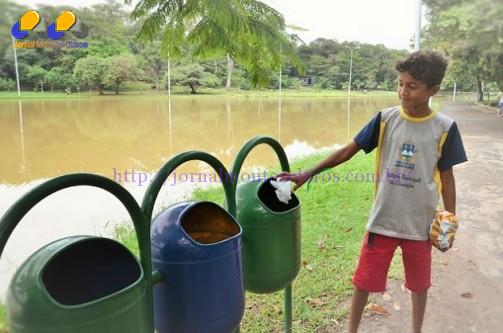 Montes Claros - Nesta quinta, o Parque Municipal recebe ações na 'Semana do Meio Ambiente'