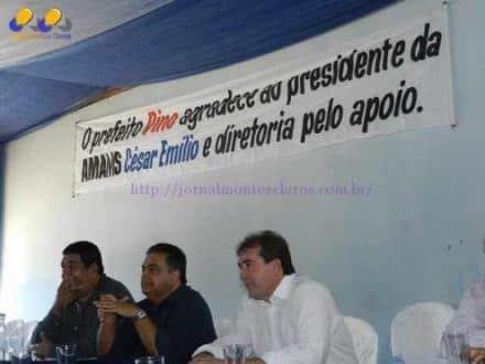 Norte de Minas - Crise hídrica em Francisco Sá
