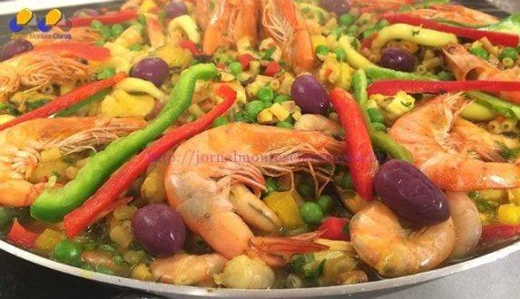 Gastronomia - Receita de Fideuá, uma variação da paella