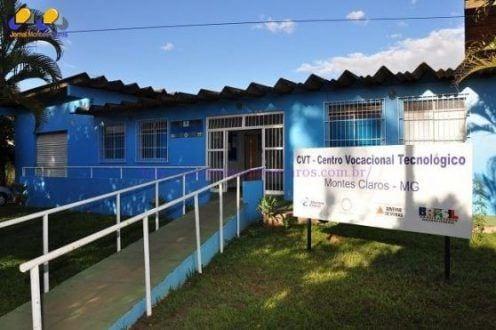 Cursos - CVT de Montes Claros oferece vagas em 70 cursos gratuitos a distância