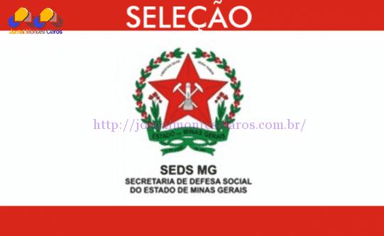 Publicada convocação da 4ª etapa dos concursos de agentes penitenciários e socioeducativos em Minas Gerais