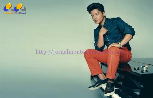 Bruno Mars | Foto: Reprodução