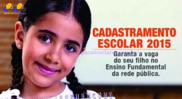 Educação - Começa nesta segunda-feira o Cadastramento Escolar em Minas Gerais