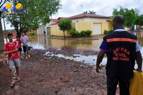 Montes Claros - Defesa Civil discutirá com a sociedade redução de riscos durante o período de chuvas