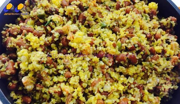 Gastronomia - Receita de Feijão dos Pampas