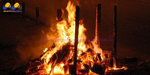 Cuidados devem ser redobrados na época de São João. Fogueiras e fogos de artifício podem representar perigo para a saúde dos olhos