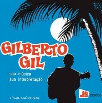 Primeiro disco de Gilberto Gil, de 1963, ganha reedição em vinil