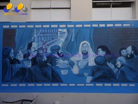 Cultura e Arte nas paredes do Hospital Universitário Clemente de Faria