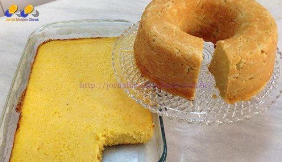 Pamonha e bolo de batata doce: duas receitas típicas de São João? Gosta dos quitutes juninos? Então aprenda a fazer estes dois pratos!