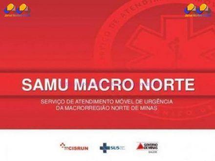Montes Claros – Plantão SAMU 17/06/2015