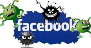 Usuários reclamam de vírus que se espalha pelo Facebook; saiba como eliminá-lo