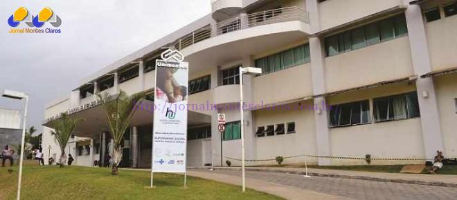 Emprego - Hospital Universitário Clemente de Faria abre seleção para vinte médicos