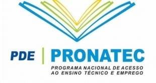 Educação - Prazo para inscrição no Pronatec termina nesta sexta-feira