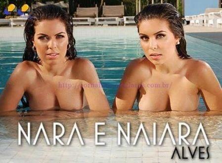 Super Gata - Nara e Naiara Alves