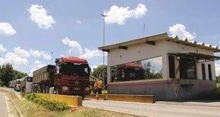 MG - DER/MG reinicia controle de cargas nas rodovias estaduais