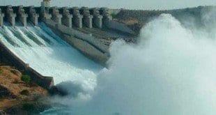 Brasil - A vazão do rio São Francisco será mantida em 900 m3/s até outubro