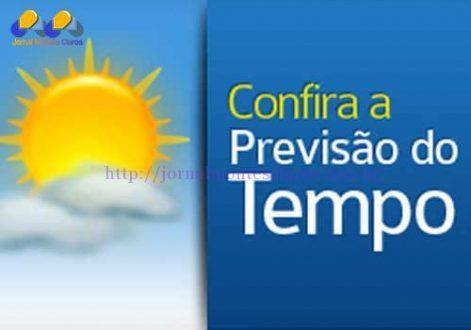 Previsão do tempo para Minas Gerais, nesta quinta-feira, 27 de agosto