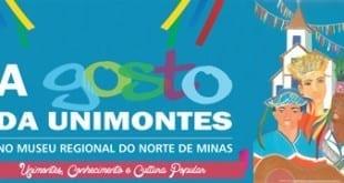 """Cultura Moc - Começa nesta segunda-feira o IV projeto """"A gosto da Unimontes"""