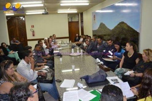 Montes Claros - Reunião discute planejamento para a Semana da Pátria em Montes Claros