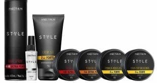 Aneethun lança linha de finalização Style Professional