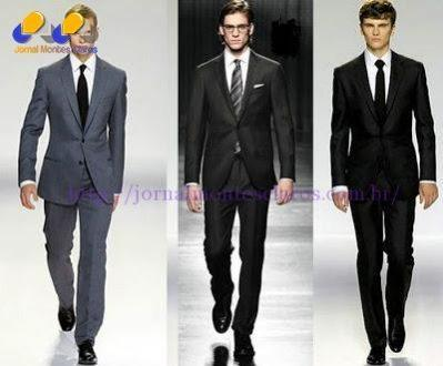 Moda - Tudo o que você gostaria de saber sobre terno