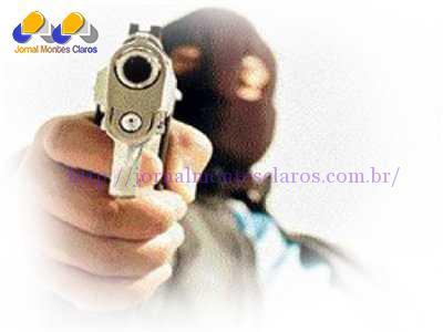 Montes Claros - Dois homens assaltam posto de convulsíveis no Vila Santa Cruz