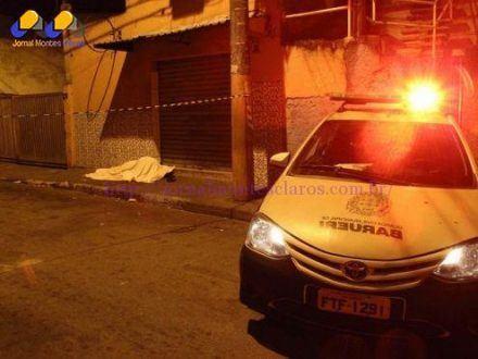 Série de ataques em ruas de Osasco (SP), deixa 14 mortos e 9 feridos na noite desta quinta-feira (Foto: Nivaldo Lima/ Estadão Conteúdo)