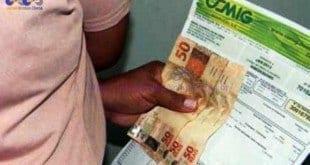 Aneel propõe baixar bandeira tarifária de R$ 5,50 para R$ 4,50