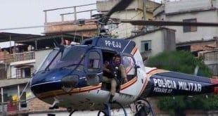 """Montes Claros - Com ajuda do """"PEGASUS"""" a PM apreende menores suspeitos de roubo no bairro Jardim Alegre"""