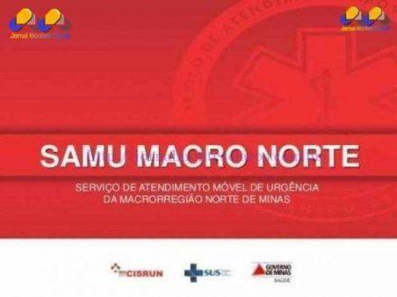 Montes Claros – Plantão SAMU 25/08/2015