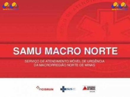 Montes Claros – Plantão SAMU 06/08/2015