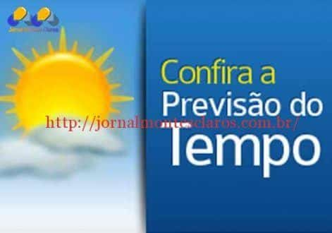 Previsão do tempo para Minas Gerais, nesta sexta-feira, 18 de setembro