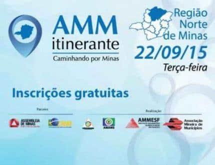 Montes Claros - A cidade de Montes Claros será sede de evento municipalista