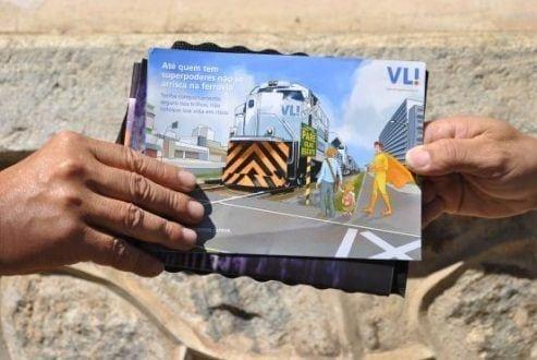 Montes Claros - Na Semana Nacional de Trânsito a VLI realiza campanha de segurança em Montes Claros