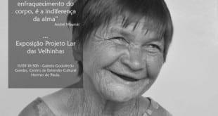 Montes Claros - Acadêmicas de Artes Visuais preparam exposição fotográfica sobre internas do Lar das Velhinhas