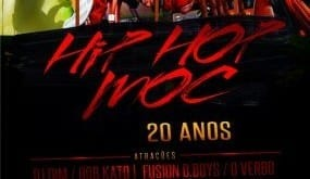 Cultura Moc - Evento comemora os 20 anos do Movimento Hip Hop em Montes Claros
