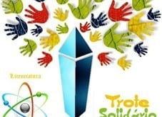 Montes Claros - I Trote Solidário da Faculdade PRISMA leva doações para Lar das Velhinhas