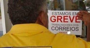 MG - Suspensa a greve dos Correios em Minas Gerais