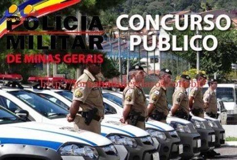 Concursos - MP entra com ação na Justiça para anular prova do concurso da Polícia Militar de Minas Gerais