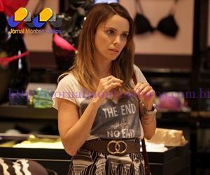 """Último trabalho da atriz na TV foi em """"Dupla Identidade"""" - Foto: Divulgação/TV Globo"""