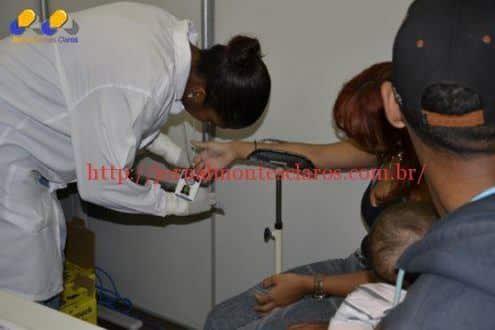 Mutirão vai realizar exames de DNA gratuitamente, se necessário (Foto: Divulgação/Defensoria Pública de Minas Gerais)