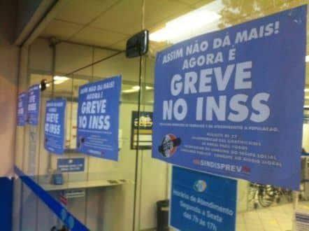 MG - Fim da greve dos servidores do INSS em Minas Gerais será decidida nesta sexta (25)