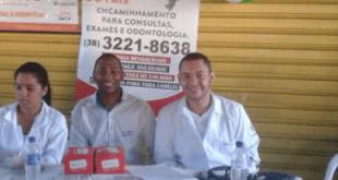 Montes Claros - O Presidente da Med Prev, Jocemar Santos da Silva, realiza ação social no Bairro Major Prates