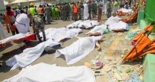Ásia - Pânico geral mata 717 pessoas e fere 800 em Meca
